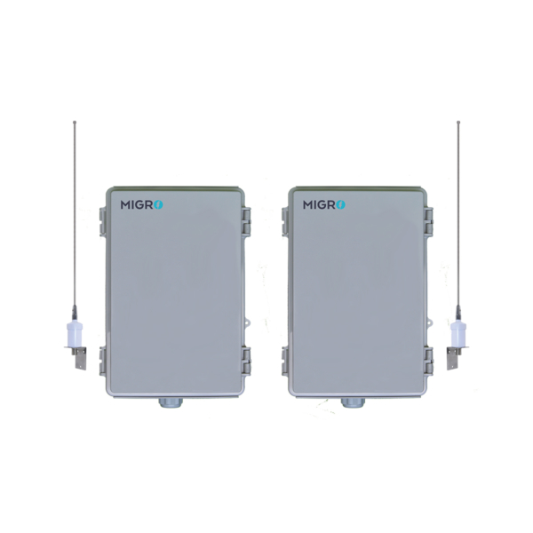 Migro Wireless Control 154 MHz 2 CH w/ Auto Start-Stop
