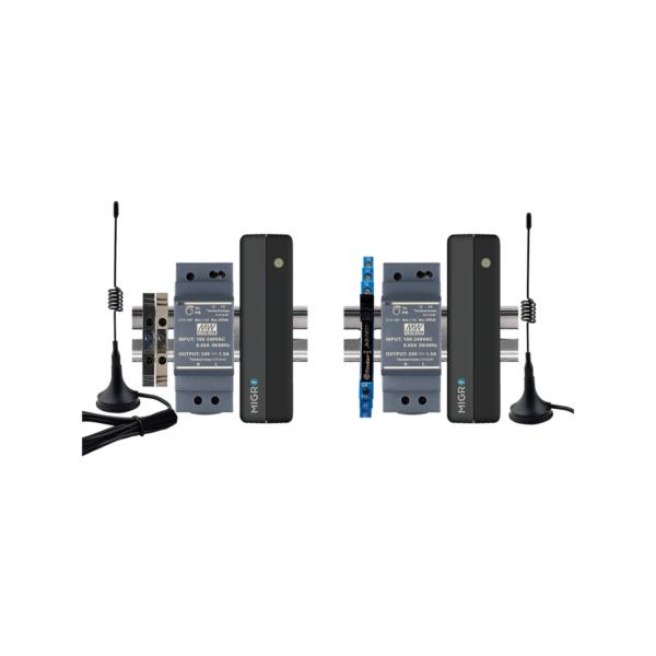 Migro WC Module 433 MHz 1 Channel