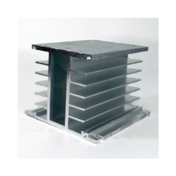 3 Pole Solid State Heat Sink
