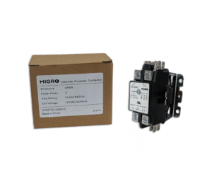 Migro 2 Pole 40 AMP 120 VAC Lighting Contactor
